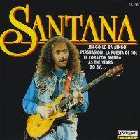 Cover Santana - Santana [2000]